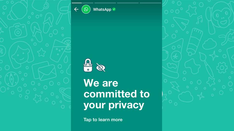 Cleaning of WhatsApp after outrage over privacy policy