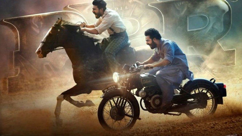 Stunning poster release of SS Rajamouli's most awaited film 'RRR'