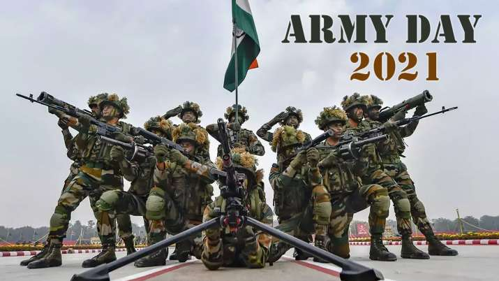 73rd Foundation Day of the Indian Army