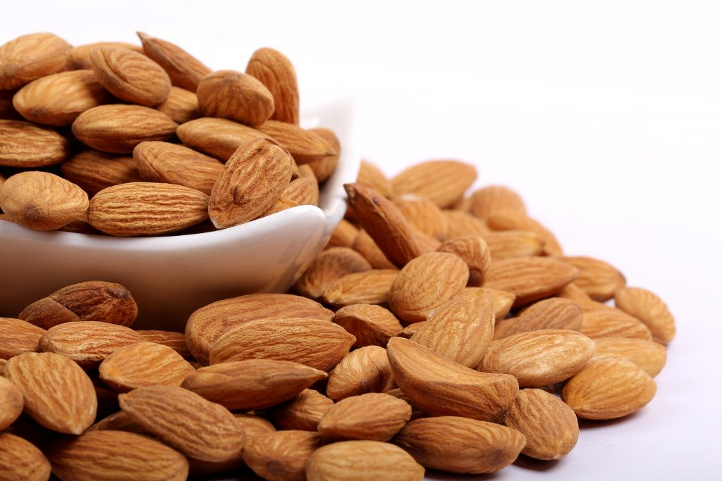 People with AC disease have to eat more almonds, harmful