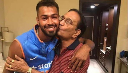 All-rounder cricketer Hardik and Krunal Pandya's father died