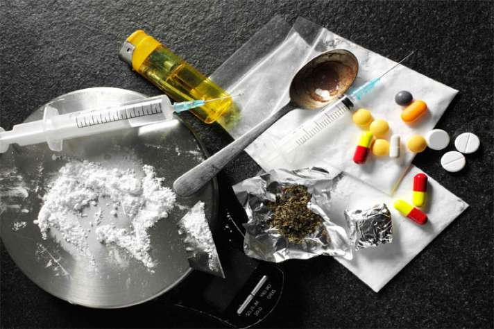 Drugs factory busted in Mumbai