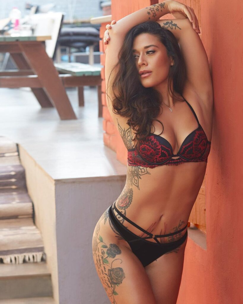 Not only Tiger Shroff's girlfriend but Bahin looks so hot