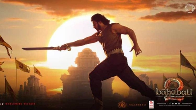 The young man gave a memory of Bahubali