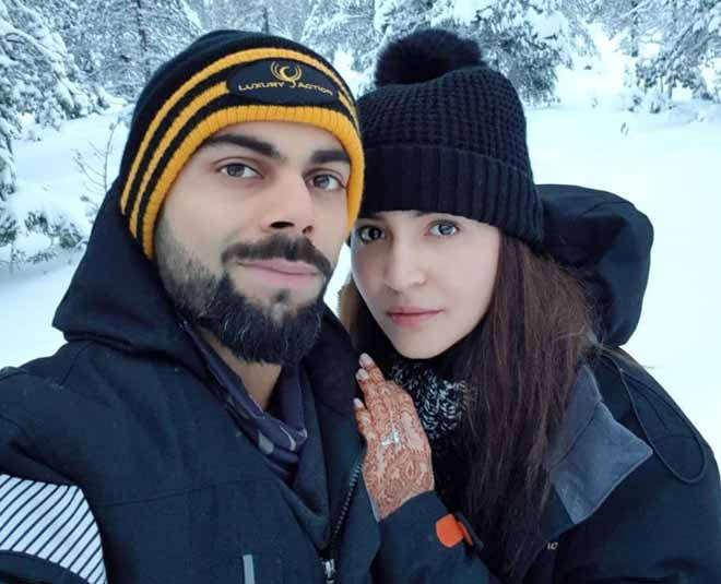 When Anushka picked up Virat… .You saw this video