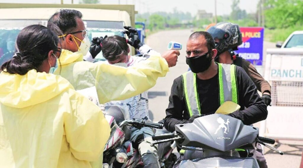 No-entry in Surat in case of cold, cough or fever, big decision to stop corona