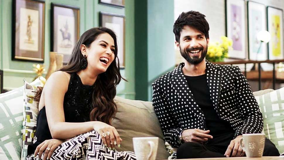 Shahid and Meera's first meeting lasted for seven hours, Shahid shared an anecdote