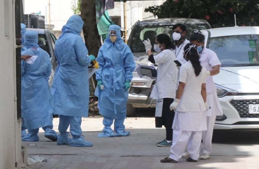 500 children under 18 years of age infected in Dungarpur in the last 10 days