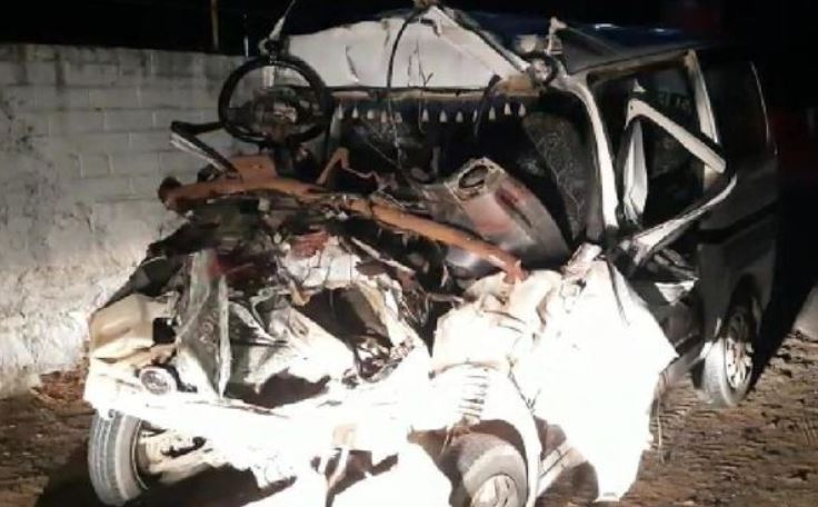 Accident in Anand:
