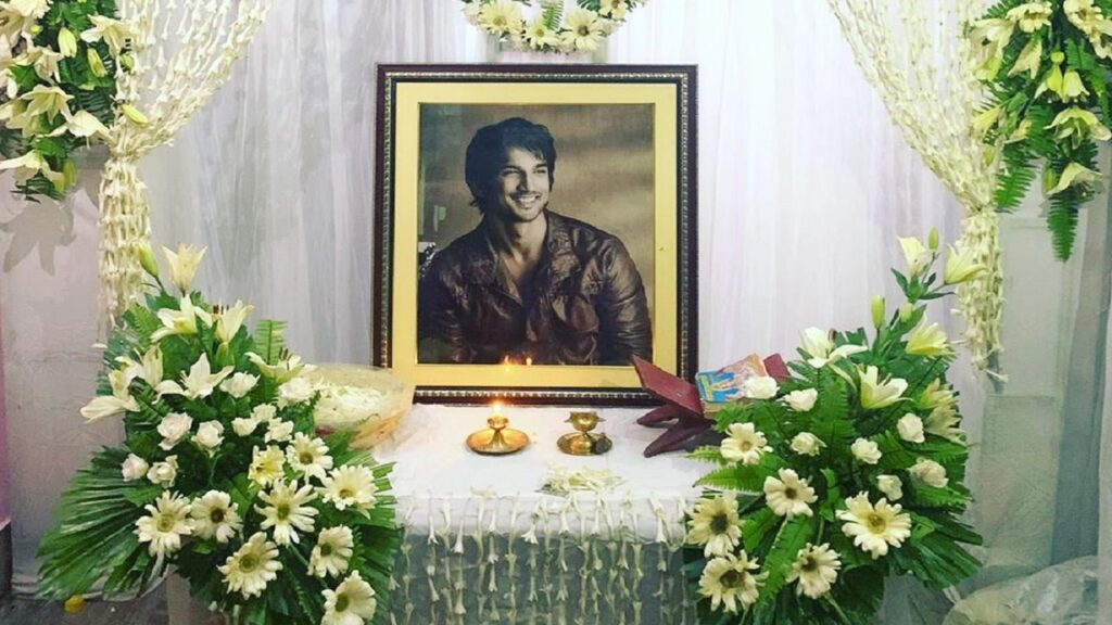 First anniversary of Sushant Singh Rajput's death, fans are unable to forget Sushant